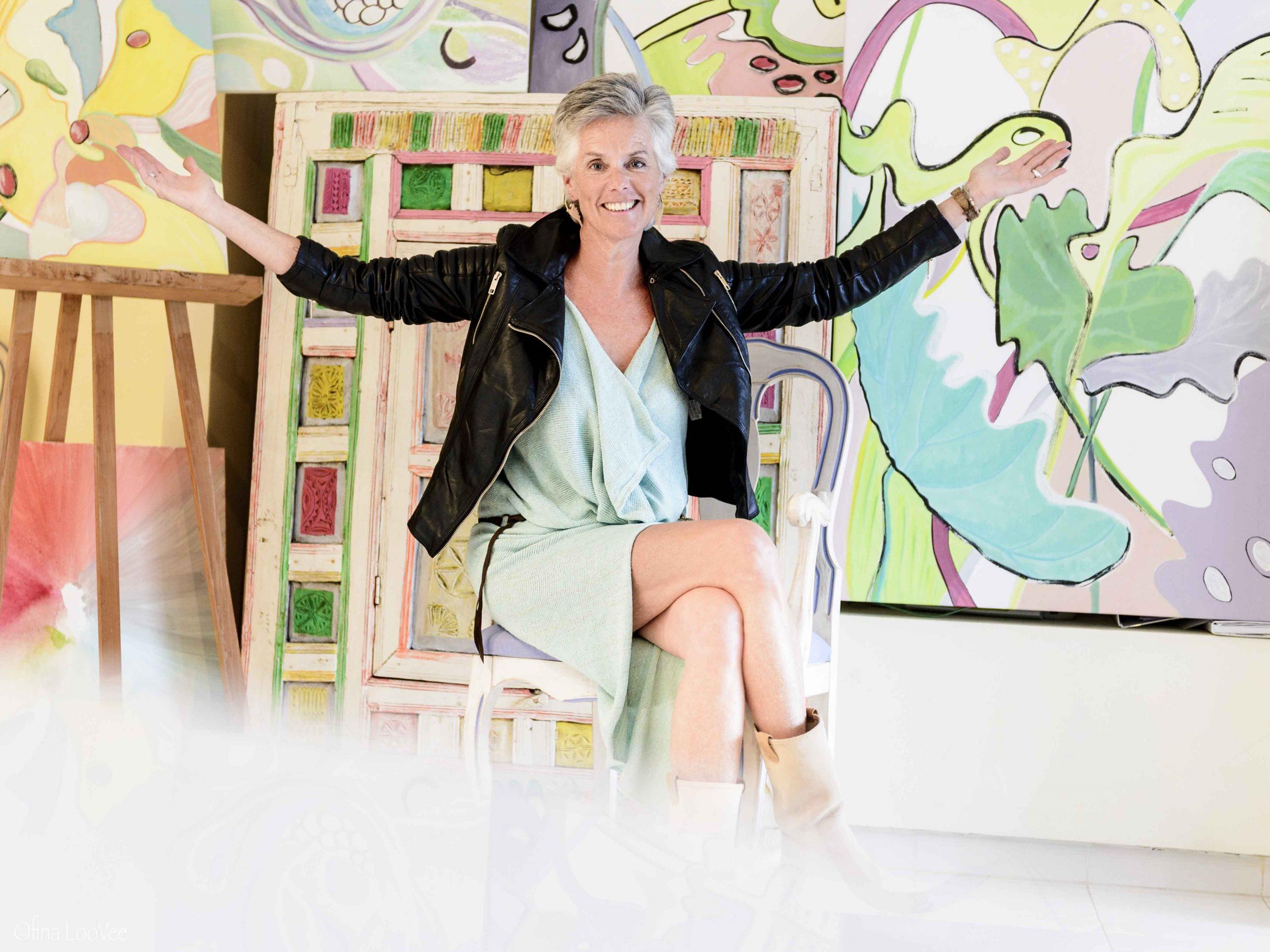 Cornelia Povel, Painter